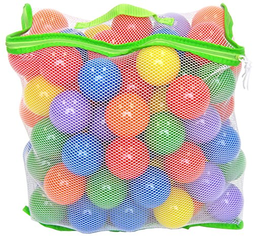 100-Wonder-Playball-Non-Toxic-Crush-Proof-Quality-Balls-w-Mesh-Tote