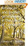 American and English genealogies in t...