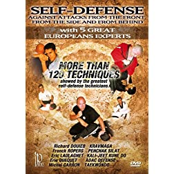 Self-Defense against Attacks from the Front, from the Side & from Behind