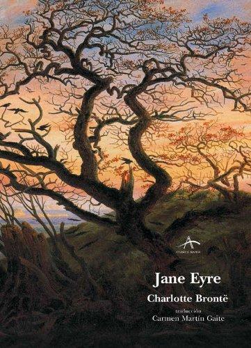 Portada del libro Jane Eyre de Charlotte Brontë