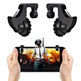 Mobile Controller,Aim Keys L1R1 and Gamepad Knives Out/Rules of Survival,Cellphone Game Trigger,Battle Royale Sensitive Shoot (Mobile Game Controller