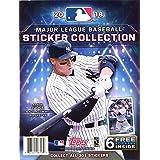 2018 Topps MLB Baseball Sticker Collection Album