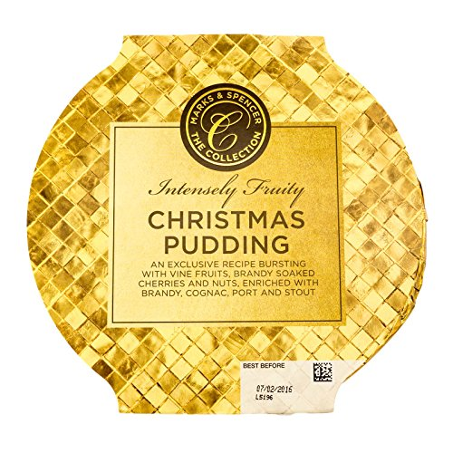 marks-spencer-luxury-christmas-pudding-907g-2lb-an-intensely-fruity-recipe-bursting-with-vine-fruits
