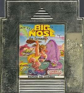 Big Nose: The Caveman