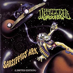 Cover image of song Spreck by Infectious Grooves