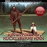 img - for Adventures of Huckleberry Finn: Tom Sawyer & Huckleberry Finn Series, Book 2 book / textbook / text book