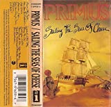 Primus: Sailing The Seas Of Cheese [ Audio Cassette ]