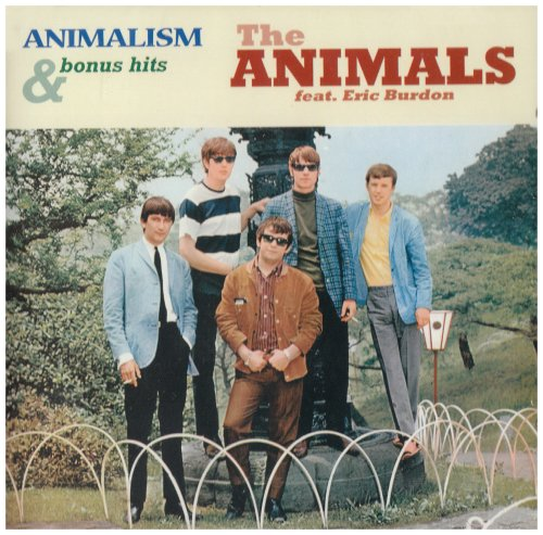 The Animals - Animalism & Bonus Hits - Zortam Music