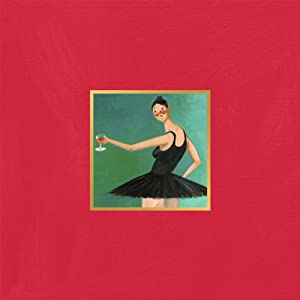 My Beautiful Dark Twisted Fantasy (CD / DVD Deluxe Edition)
