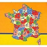echange, troc - - Michelin Map No. 345 Corse-du-Sud, Haute-Corse (Corsica, France) Scale 1:150,000
