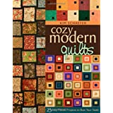 Cozy Modern Quilts: 23 Easy Pieced Projects to Bust Your Stash ~ Kim Schaefer
