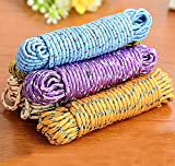 Laundry rope 20 M ,Nylon Outdoor Laundry Clothesline Rope For Drying Clothes rope20m