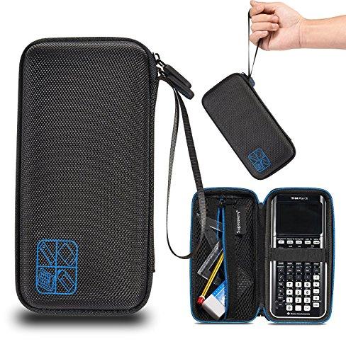 calculatrice-supremery-texas-instruments-ti-84-plus-ce-cover-case-protection-noir-bleu