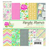 Simple Stories Vintage Bliss 6x6 Paper Pad