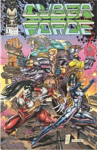 Cyberforce #1 - 1