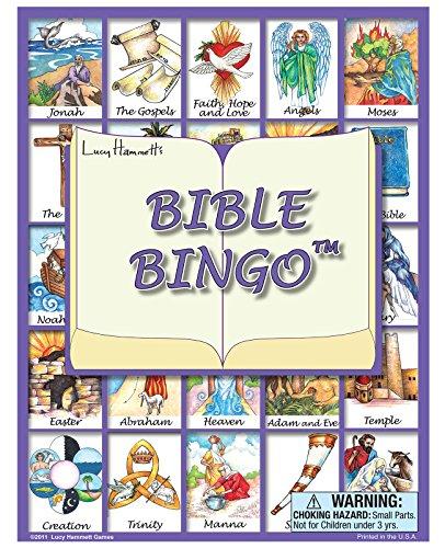 Bible-Bingo-Game