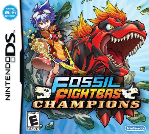 Fossil Fighters: Champions front-654430