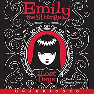 Emily the Strange Audiobook