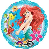 Disney Ariel Under The Sea Foil Balloon