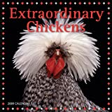 Extraordinary Chickens 2009 Wall Calendarby Stephen Green-Armytage