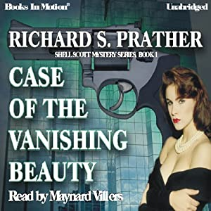 Case of the Vanishing Beauty | [Richard S. Prather]