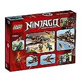 Lego Ninjago - 70601 - Le Requin du Ciel - Multicolore