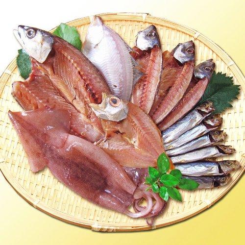 おのみち発 こだわり 干物 のどぐろ入り 干物セット 6品 島根県産