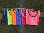 6 Youth Practice Jerseys, Pinnies, Bi...