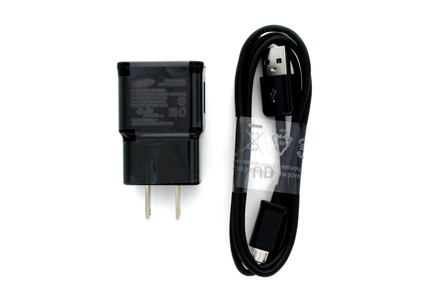 Cargador Original Samsung S4, S3, S2, Note + Cable Usb