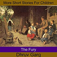 The Fury Audiobook by Dhruv Garg Narrated by John Hawkes