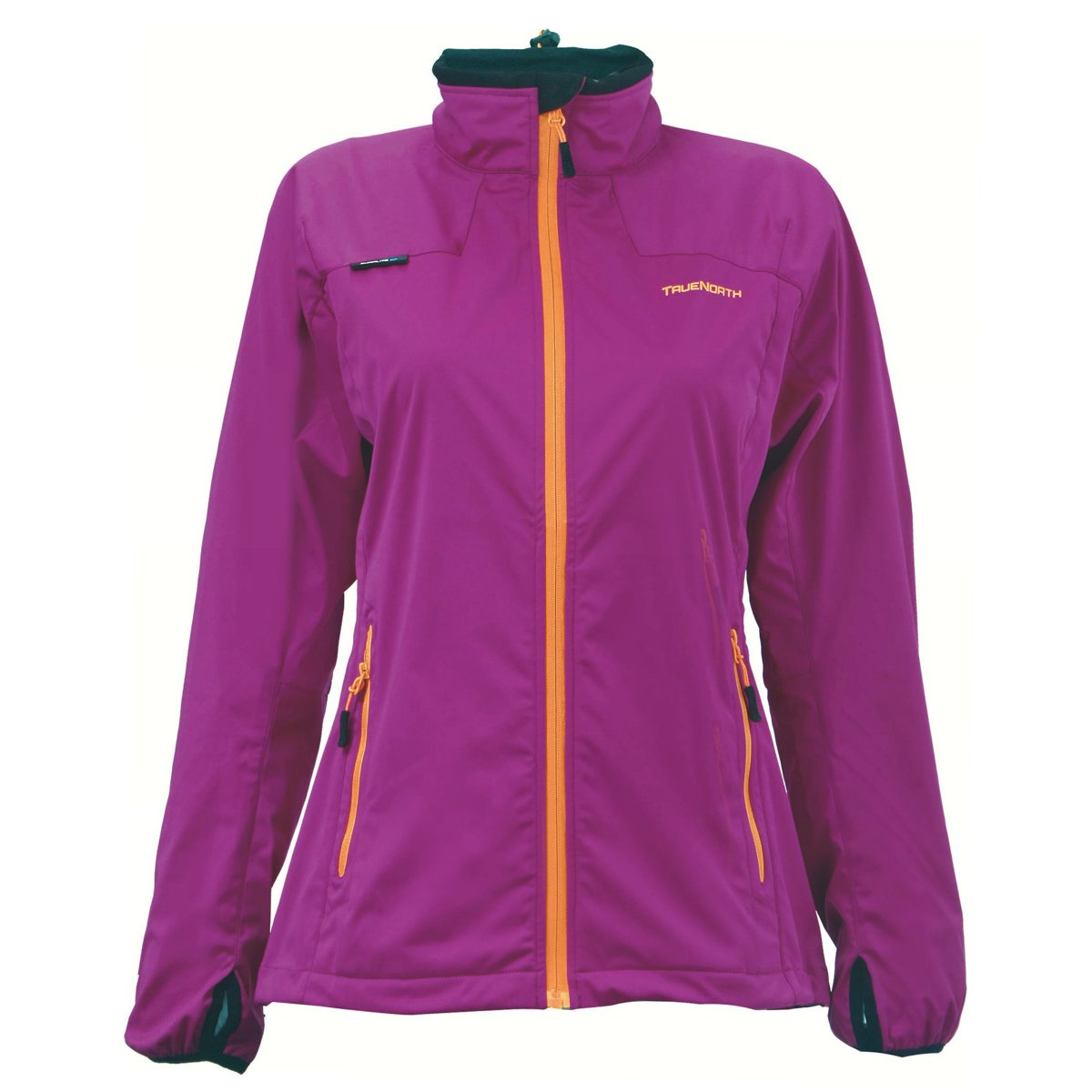 TRUENORTH RAINBOW SOFTSHELL JACKET 12/13 Damen Softshell Jacke 7.000mm 7912410