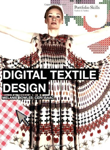 Digital Textile Design: Portfolio Skills (Portfolio...