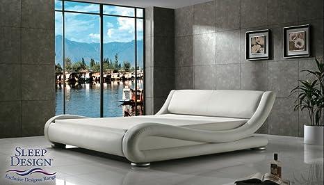 Sleep Design - Cómoda, color blanco