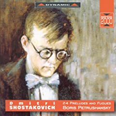 Shostakovich: 24 Preludes And Fugues