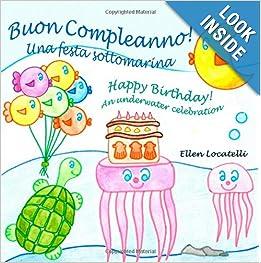 Buon Compleanno! Una festa sottomarina - Happy Birthday! An underwater
