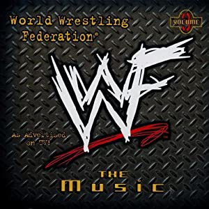 WWF - The Music Volume 3
