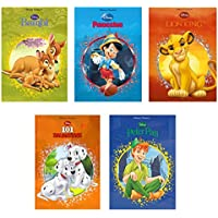 5-Pack Disney Hardcover Books