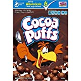 General Mills, Cocoa Puffs Cereal, 11.8-Ounce Box (Pack of 4)