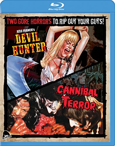 Cannibal Terror/Devil Hunter (Blu-ray)