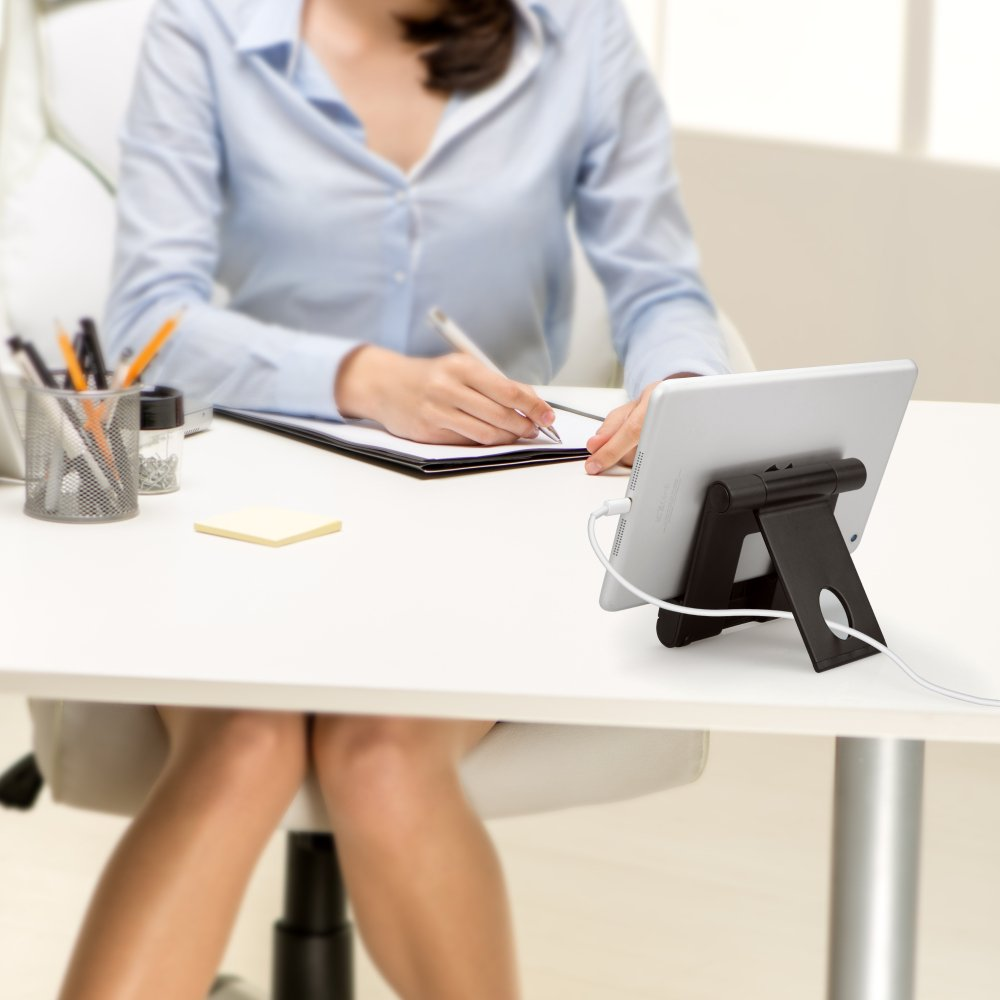 desk cell phone holder