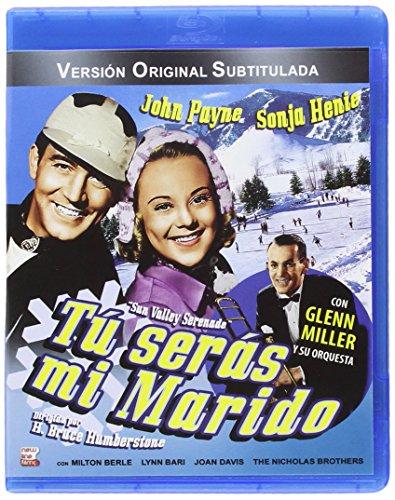 Tu Serás Mi Marido v.o.s. BD 1941 Sun Valley Serenade [Edizione: Spagna]