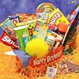 Gift Basket Drop Shipping Deluxe Happy Birthday Care Package