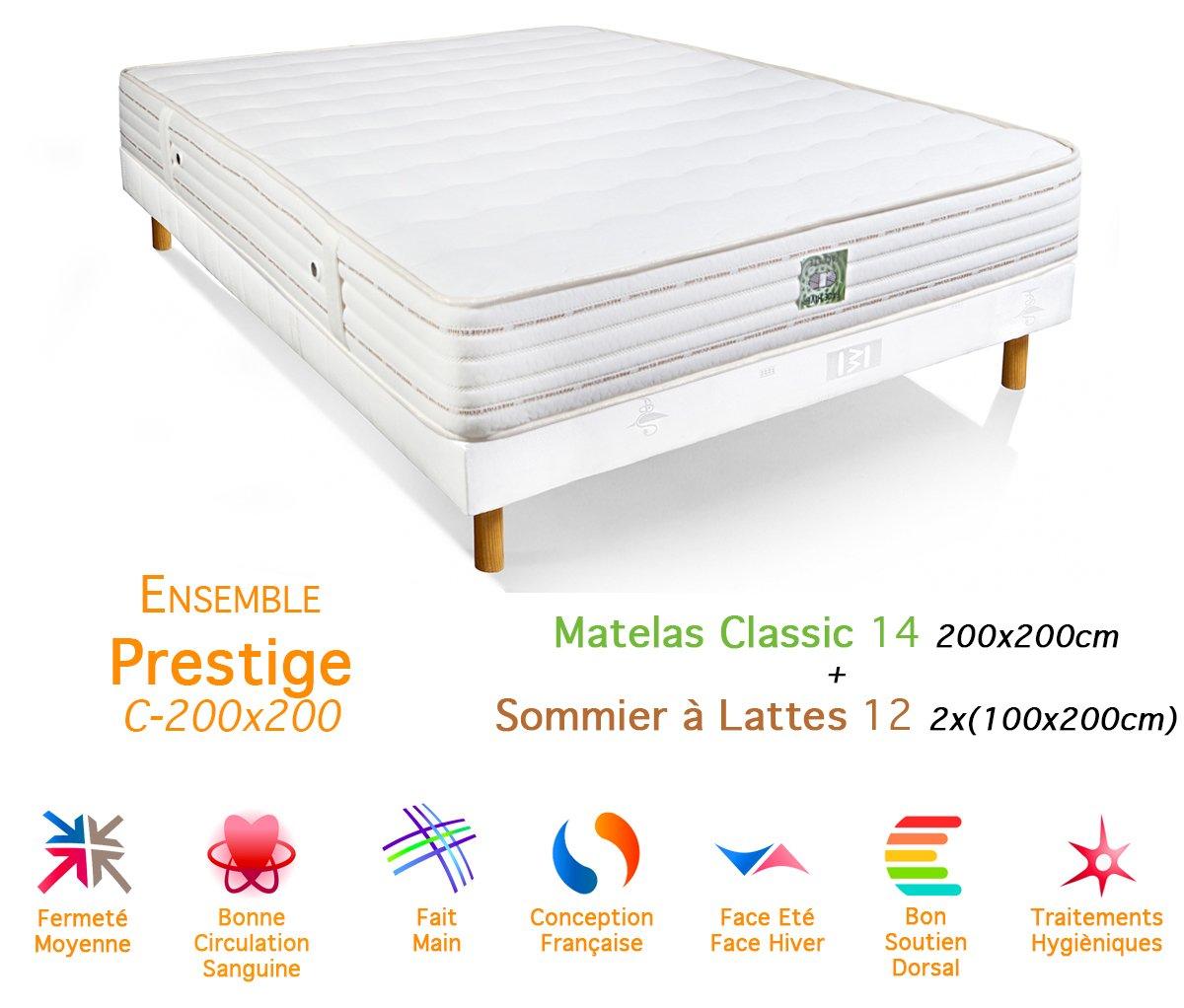 Prestige-Set Classic, inkl. 14/12 200 x 200 cm günstig online kaufen