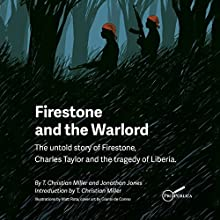 Firestone and the Warlord (       UNABRIDGED) by Christian T. Miller, Jonathan Jones Narrated by Noah Michael Levine