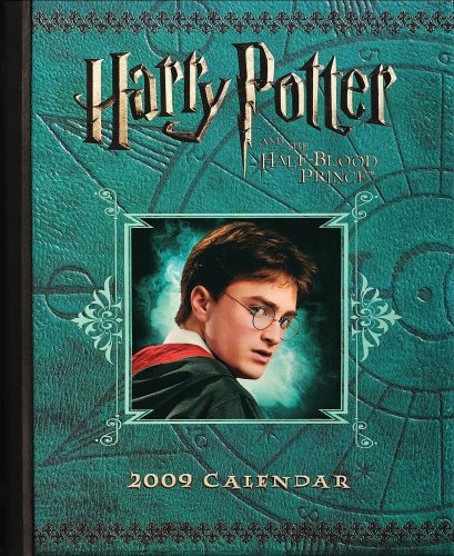 May Calendar Book : Harry potter and the half blood prince desk calendar