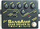 TECH21/テック21 SANSAMP/サンズアンプ BASS DRIVER DI