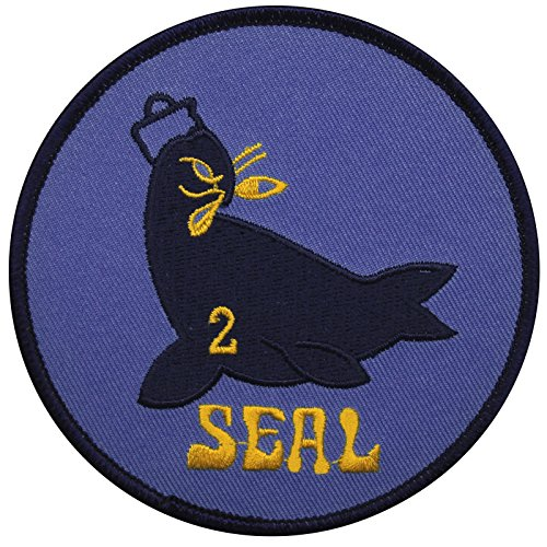 Navy Seal Team Two Patch Full Color (Navy Seal Team 2 compare prices)
