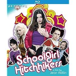 Schoolgirl Hitchhikers [Blu-ray]