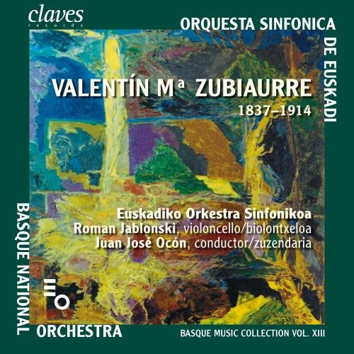 Zubiaurre-Basque-Music-Collection-VolXIII-Valentin-Zubiaurre