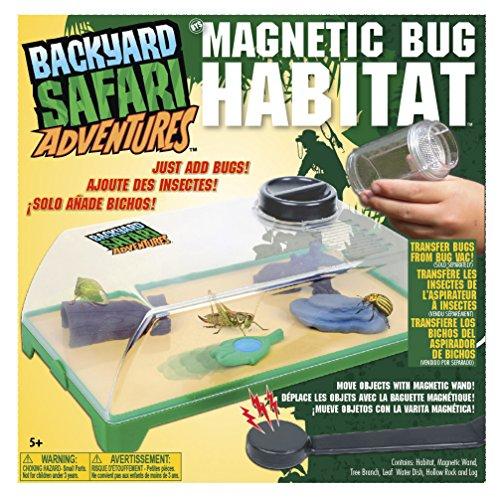 Backyard Safari Magnetic Bug Habitat (Bug Houses For Kids compare prices)